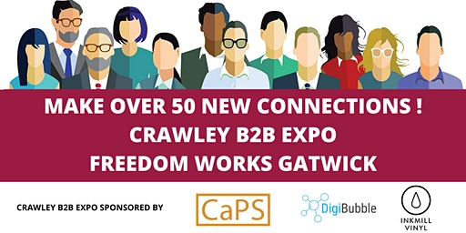 Crawley B2B Expo at Freedom Works Gatwick