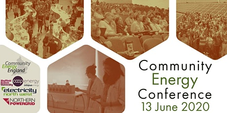 Community Energy Conference tickets