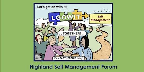 Highland Self Management Forum - Wellbeing 2020 tickets