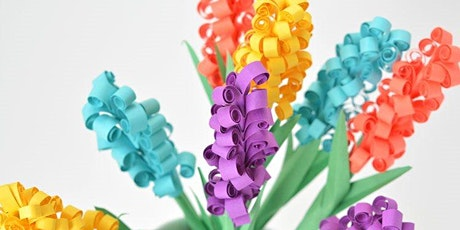 Paper Hyacinth Flowers @ Walthamstow Library tickets