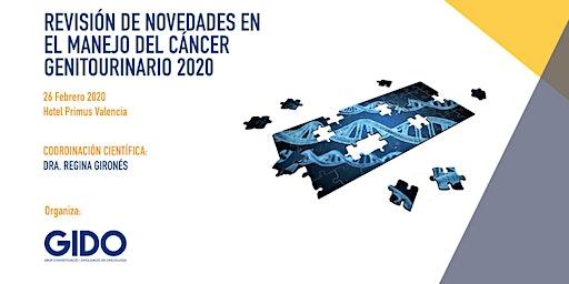 Revisión de novedades en el manejo del Cáncer Genitourinario 2020