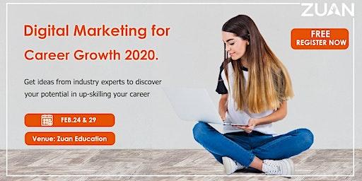 Digital Marketing For Career Growth