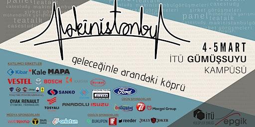 MAKİNİSTANBUL '20