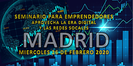 Emprende en la Era Digital 2020 entradas
