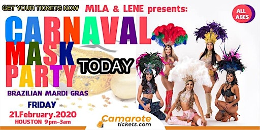 Carnaval Mask Party