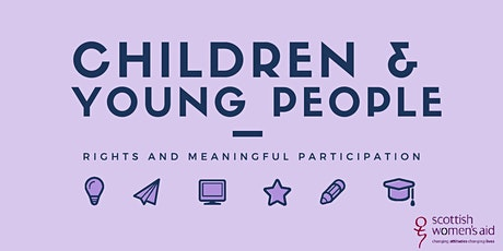 Children & Young People's Rights and Meaningful Participation - Borders tickets