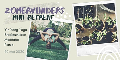 Zomervlinders Mini Retreat tickets