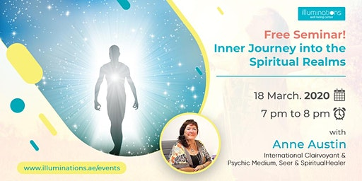 Free Seminar! Inner Journey Into The Spiritual Realms