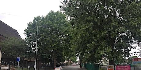 Centenary of WW1Memorial trees planting tickets