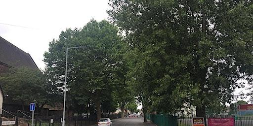 Centenary of WW1Memorial trees planting