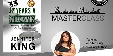 "PBBB "" Business Mindset Master Class tickets"