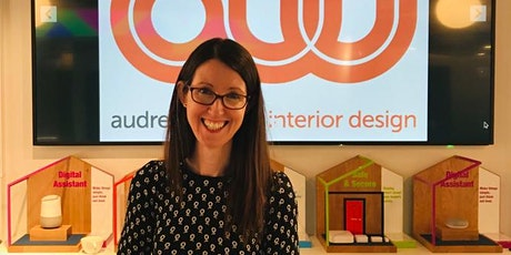 Bring your Home Interiors Ideas to Life - a talk by Audrey Whelan tickets