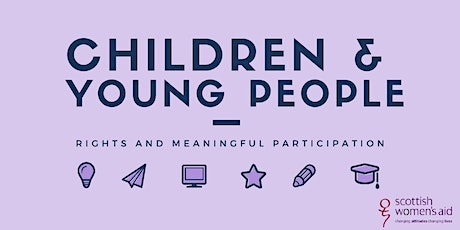 Children & Young People's Rights & Meaningful Participation- Western Isles tickets