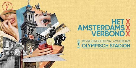 Het Amsterdams Verbond 2020 | Bevrijdingsfestival tickets