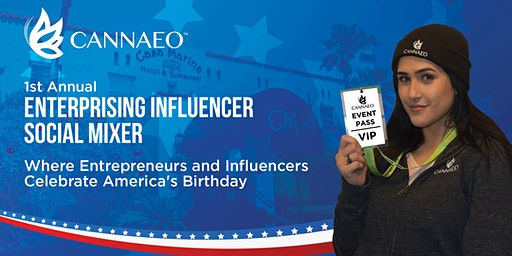 ENTERPRISING INFLUENCER SOCIAL MIXER 2020
