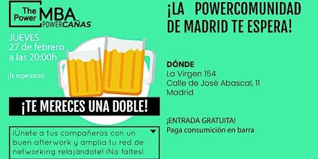 #PowerCañas Digital Marketing Madrid entradas