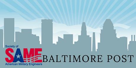 POSTPONED. SAME Baltimore: Wetland Banking at JB Andrews tickets