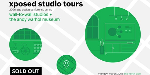 Conference Studio Tours: Wall-to-Wall Studios + the Andy Warhol Museum