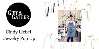 Jewelry Pop-Up with Cindy Liebel