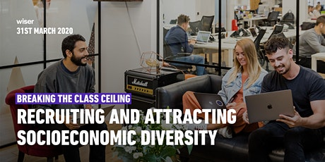 Recruiting and attracting socioeconomic diversity tickets