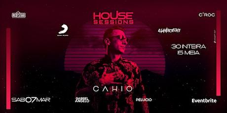 House Sessions - 07 de Março ingressos