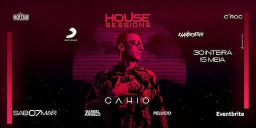 House Sessions - 07 de Março