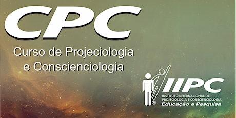 AULA GRATUITA - CPC - Curso de Projeciologia e Conscienciologia ingressos