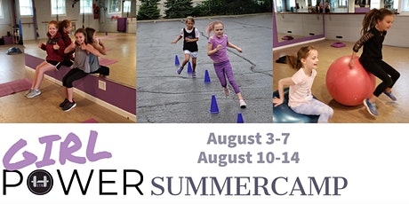 Girl Power Summer Camp tickets