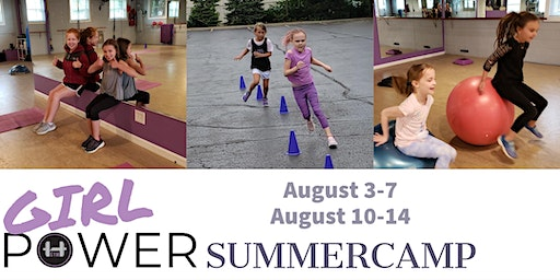Girl Power Summer Camp