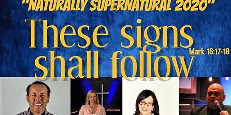 Naturally Supernatural 2020 Conference tickets