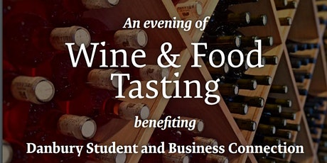 An Evening of Wine and Food Tasting  tickets