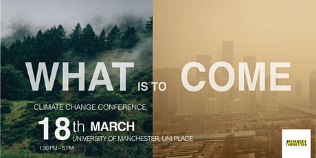 What is to come? Climate Change Conference tickets