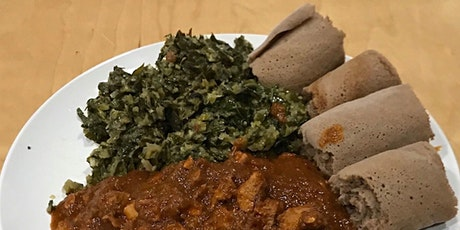 Ethiopian Dinner with Niyat Catering tickets