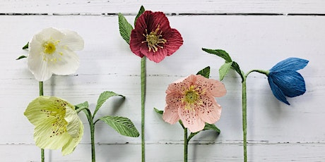 Botanical Paper Art Workshop at Trevince tickets
