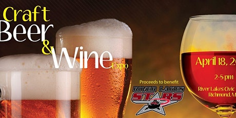 River Lakes Beer and Wine Expo tickets