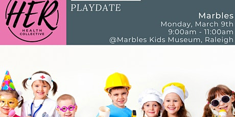 Marbles Playdate tickets
