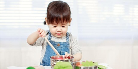 Budding Foodies - Toddlers in the Kitchen Series tickets