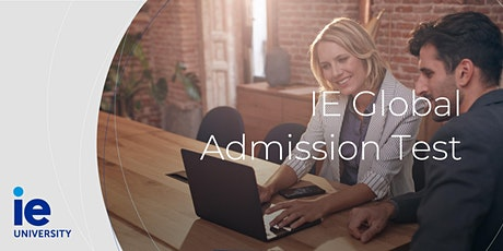 IE Global Admissions Test - Paris tickets