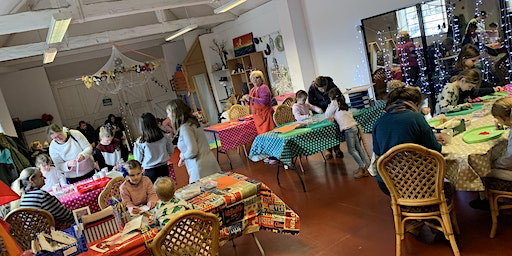 Kid's Craft Club (4-12yrs) [£2] by Pegs Youth Crew.