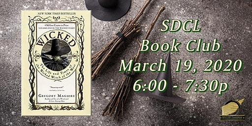 Wicked! - SDCL Adult Book Club