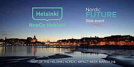 Helsinki Nordic Impact Week opening at Helsinki City Hall tickets