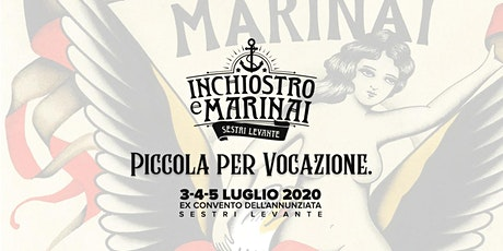 Inchiostro e Marinai - La Convention dell'Annunziata tickets