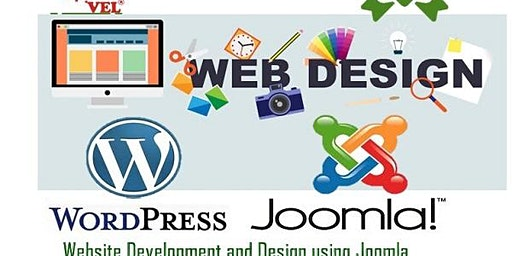 Website Development & Design using Joomla & Word Press Content  Mgt  System