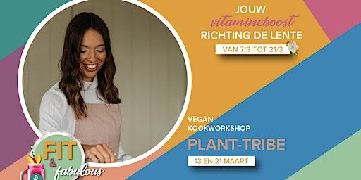 Vegan kookworkshop met Plant-tribe
