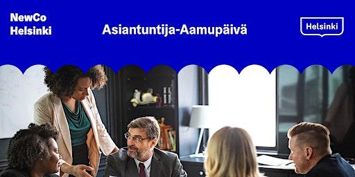Asiantuntija-aamupäivä - Miten palvelu- ja tuoteinnovaatio kaupallistetaan?