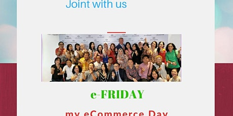 Seminar Ecommerce Global EFriday tickets