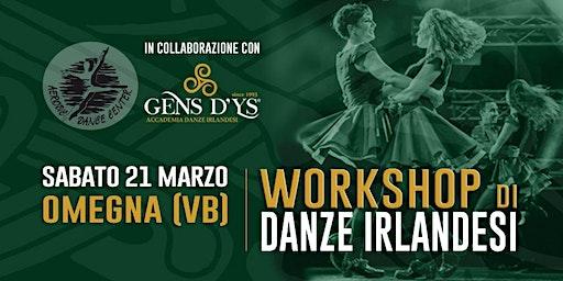 Omegna (VB) - Danze Irlandesi