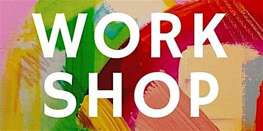 Workshop de Pintura Básica – Criatividade e Técnicas com Flavia Braun