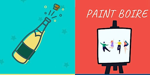 Wine & Art with Paint Boire