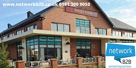 Team Valley Business Networking Visitor Day tickets